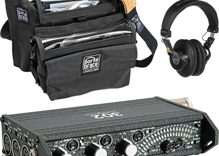 Sound Devices 302 Audio Mixer  - 1