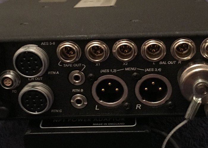 Sound Devices 664 Recorder/Mixer - 2