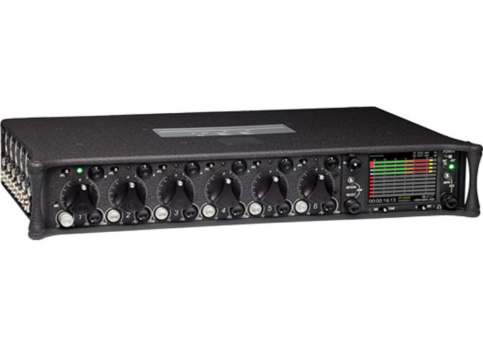 Sound Devices 664 Recorder/Mixer - 1