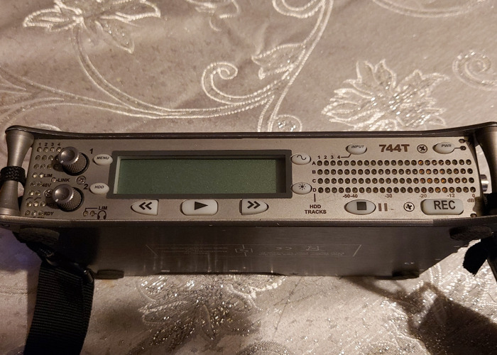 Sound devices 744T - 1