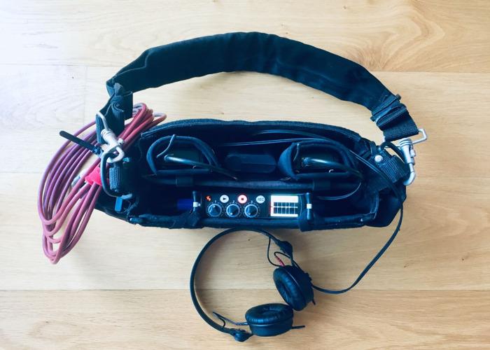 Sound Recording / Audio Kit with MixPre 3, Boom & Radio Mics - 2
