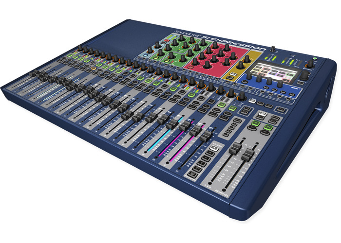 Soundcraft Si Expression 2 Digital Mixing Console - 1