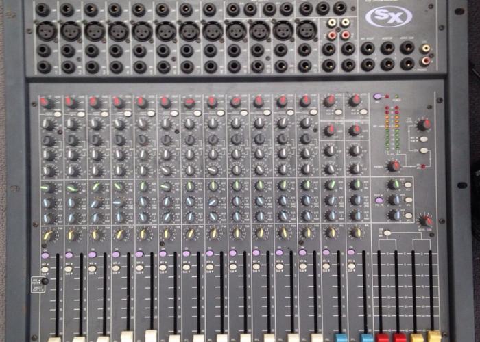 Ongekend Rent Soundcraft Spirit Folio SX Mixer in Oxhill | Fat Llama QS-71