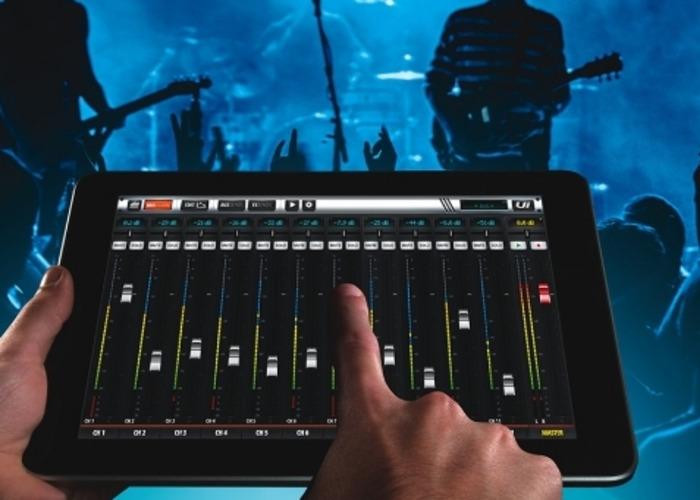 Soundcraft UI12 remote controlled digital mixer - 2