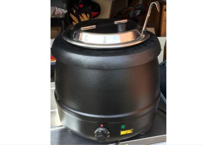 Soup Kettle Urn Buffalo 10ltrs - 1