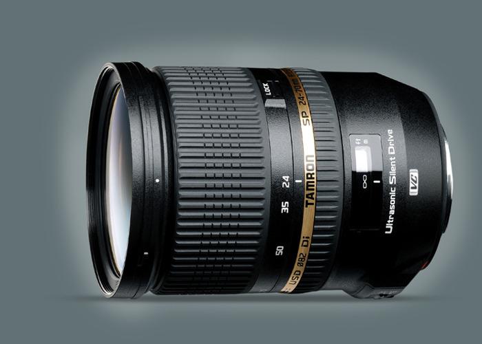 SP 24-70mm F/2.8 Di VC USD For Canon - 1