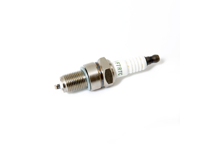 Spare Spark Plug F7RTC for Wolf and Powerplus Engines - 1