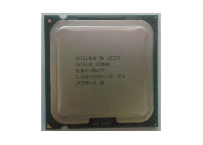 Sparepart: HP Yrkfild X3330 2.66 G/1333 95W, 493929-001 - 1