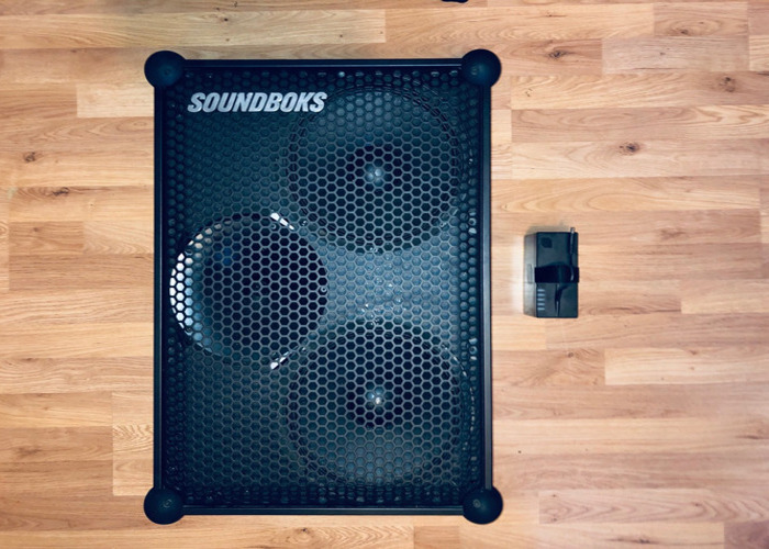 Speaker - SOUNDBOKS 3 - 1x Wireless PA Speaker 1x Battery - 1