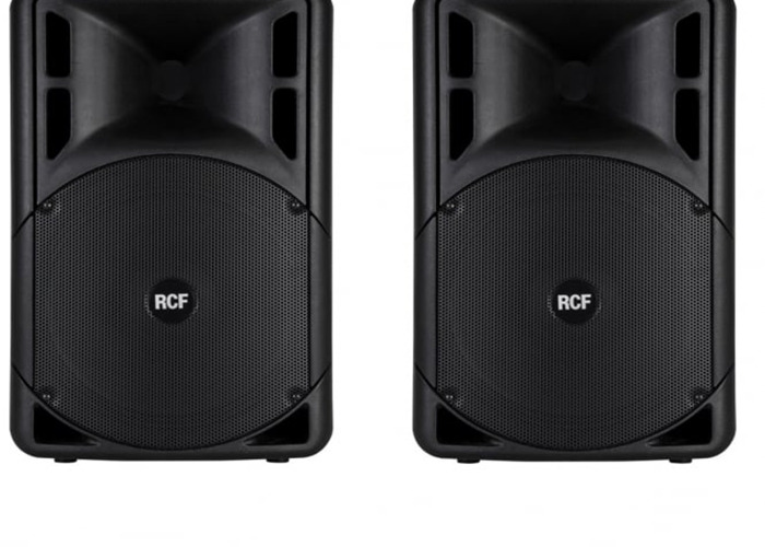 RCF 315 Mk iii - Speaker with Built in Amplifier - 1