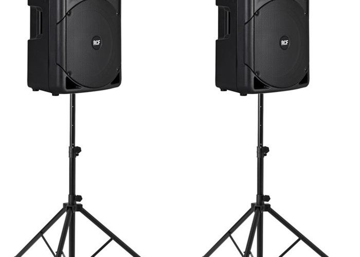 RCF 315 Mk iii - Speaker with Built in Amplifier - 2