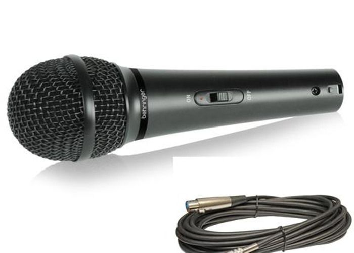 Speaker With Microphone Amplifier Amp PA System Kam Portable Speaker - 2