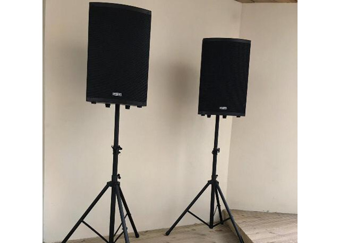 Speakers and DJ Equipment  - 1