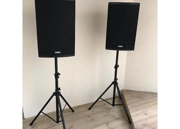 Speakers (FBT X Lite 15s)  - 1