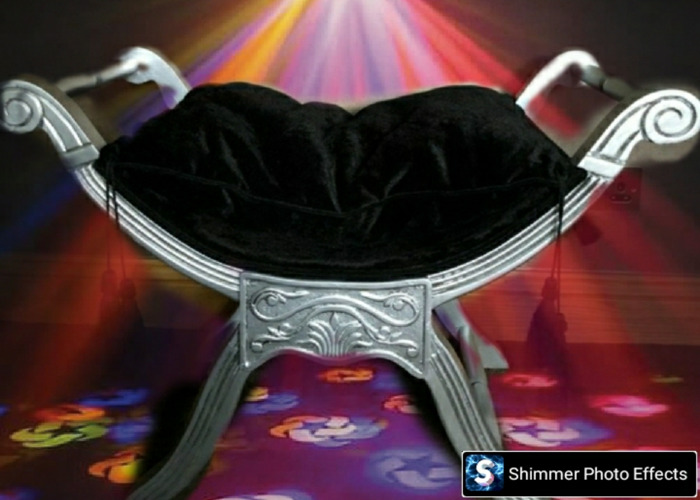 Special  party and events stool bench - 1
