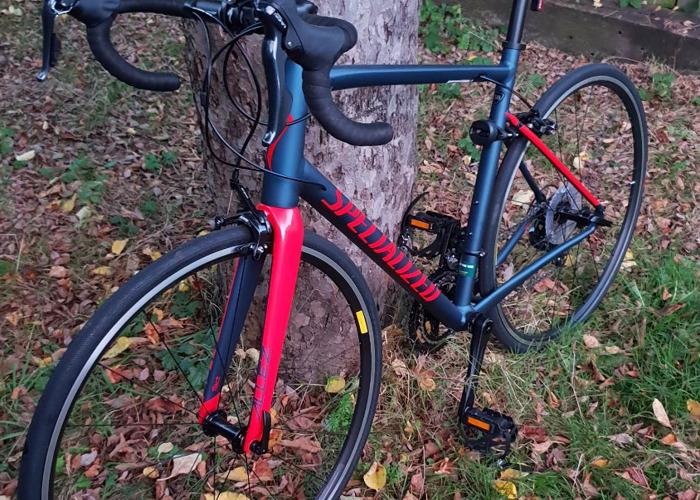 Specialized Allez E5 Sport Road Bike 58cm - 2