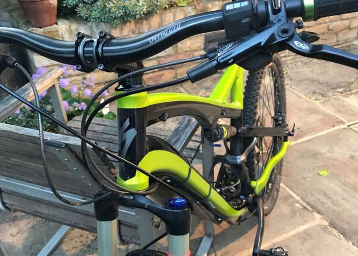 Specialized Camber FS Mountain Bike - 2