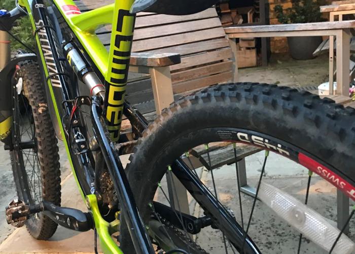 Specialized Camber FS Mountain Bike - 1