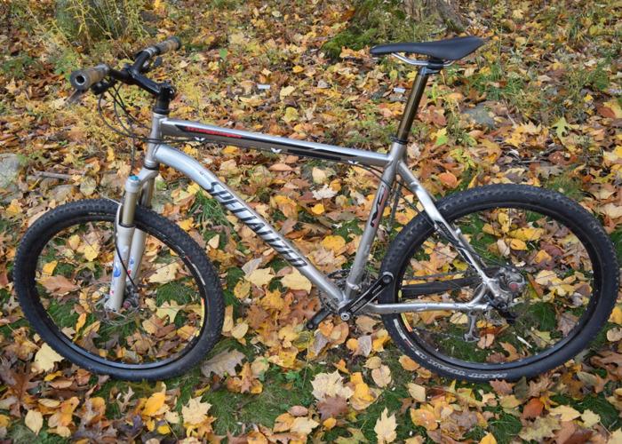 Specialized Mountain Bike - 1