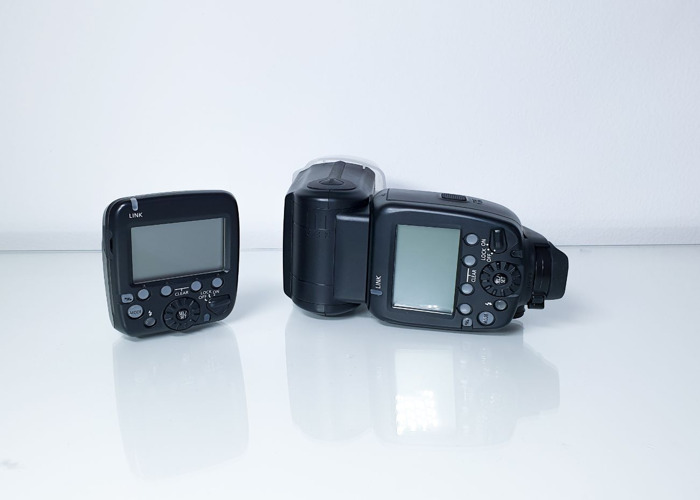 Speedlite 600ex II-RT Flashlight + Canon trigger - 2