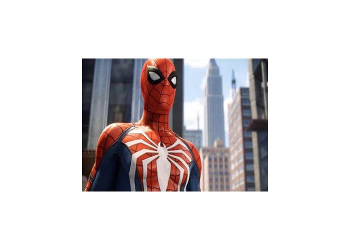 Spider Man PS4 - 1