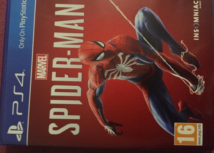Spiderman  - 1