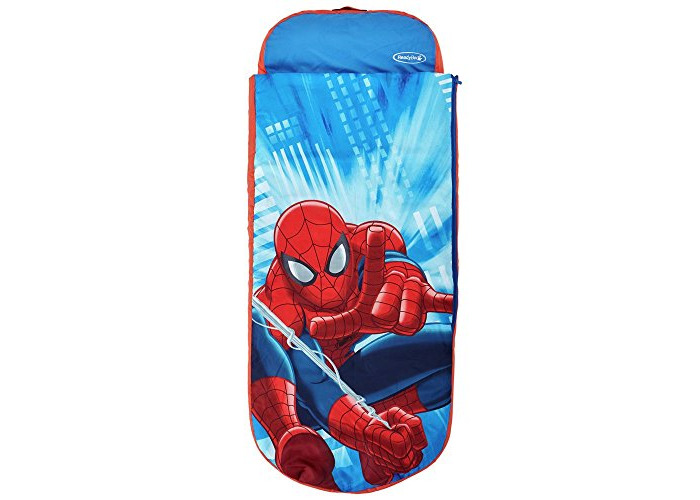 Spider-Man Junior ReadyBed Airbed and Sleeping Bag. - 1