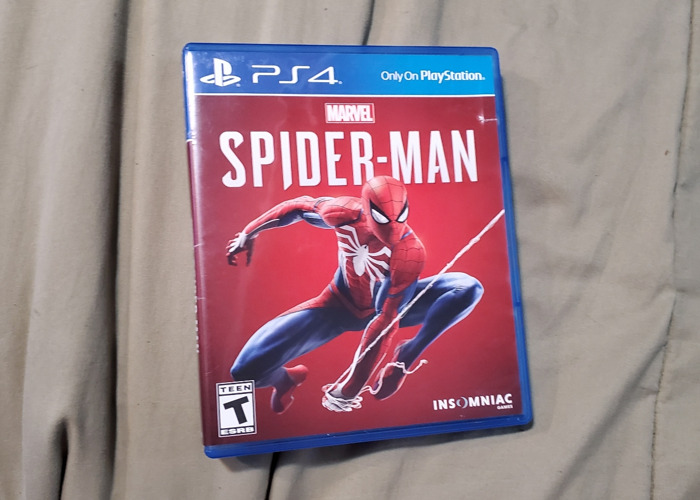 Spiderman PS4 - 1