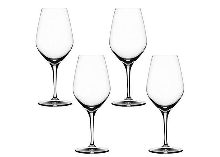 Spiegelau Rose Glass Set Of 4 - 1