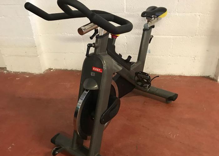 Spin bike  - 1