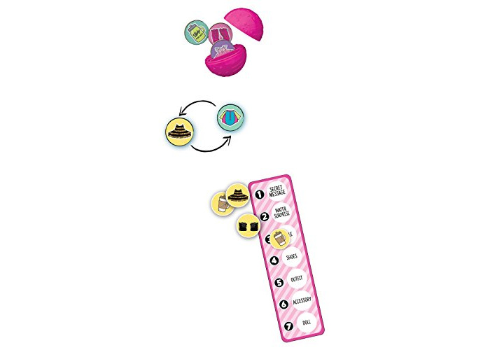 Spin Master Games Surprise LOL Accessories - 2