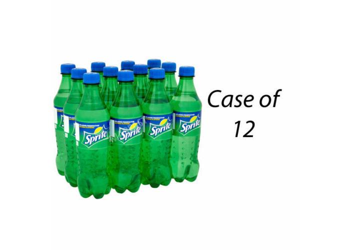SPRITE 500ml X 12 BOTTLES FIZZY DRINKS CHEAPEST BARGAIN - 1