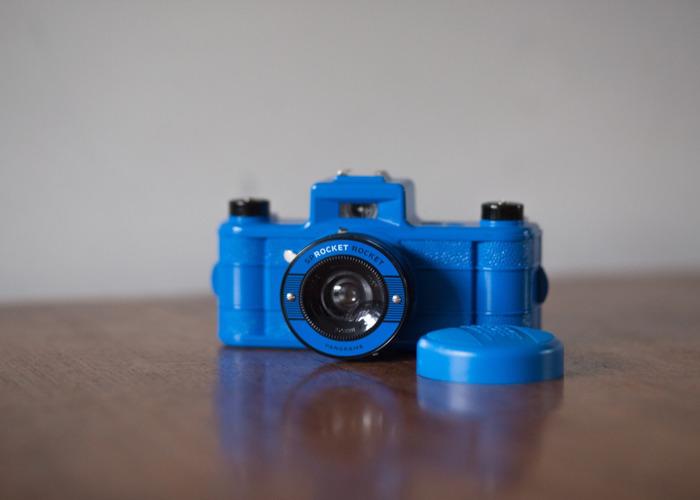 Sprocket Rocket Camera : Rent sprocket rocket lomography 35mm film camera lomo fat llama