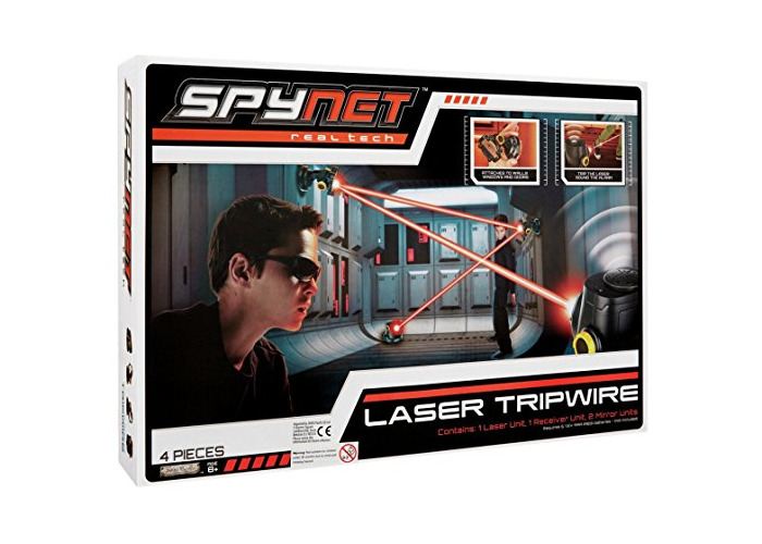 Spy Net Real Tech Laser Tripwire (Dispatched From UK) by SpyNet - 1