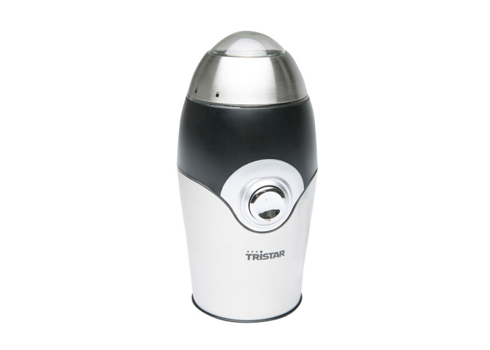 Stainless Steel Electric Coffee Grinder - 1