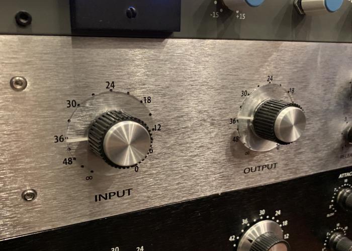 Stam Audio 1176 Blue Stripe Compressor - 2