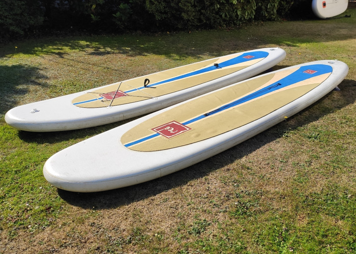 Stand up paddleboard inflatable SUP - 1