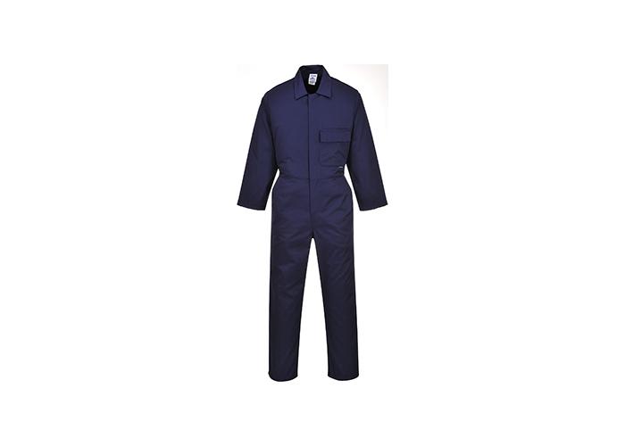 Standard Boilersuit  Navy  Large  R - 1