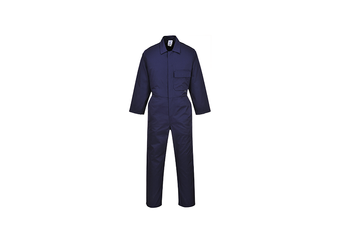 Standard Boilersuit  Navy T  Large  T - 1