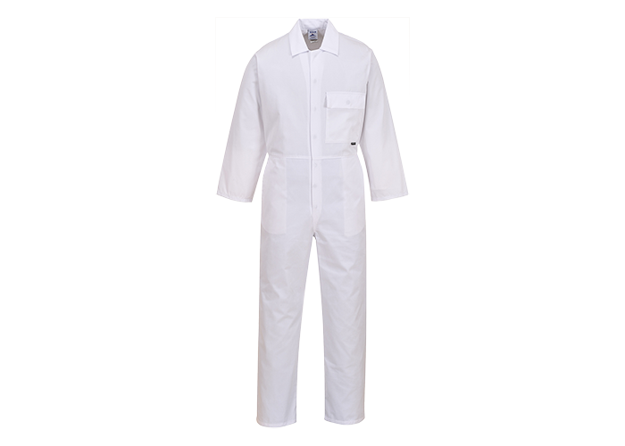 Standard Boilersuit  White  Large  R - 1