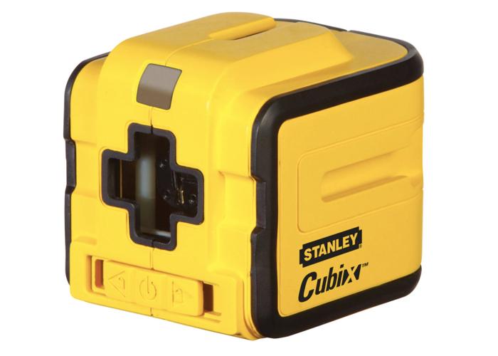 Stanley CUBIX Self Leveling Cross Line Laser Level - 1