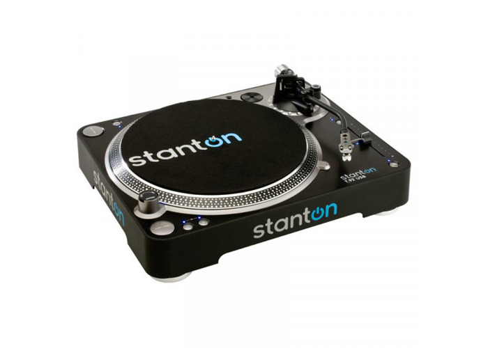 Stanton T92 mk2 USB direct drive turntable - 1