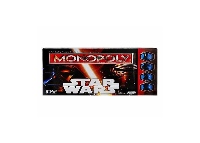 Star Wars themed Monopoly Game - 1