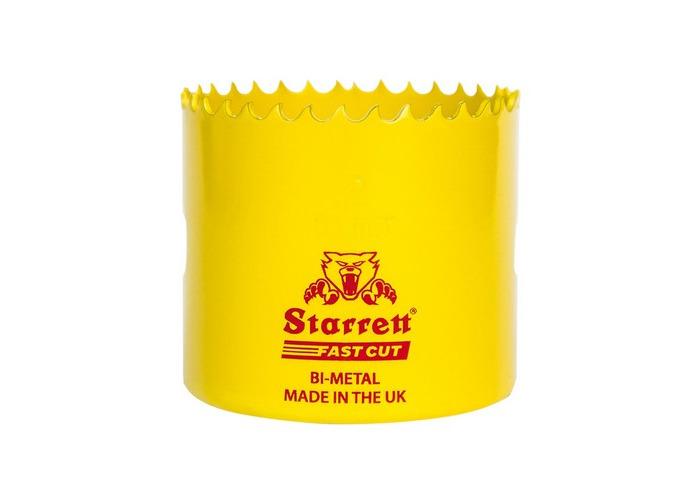 Starrett FCH0116 Fast Cut Bi-Metal Holesaw 27mm - 1