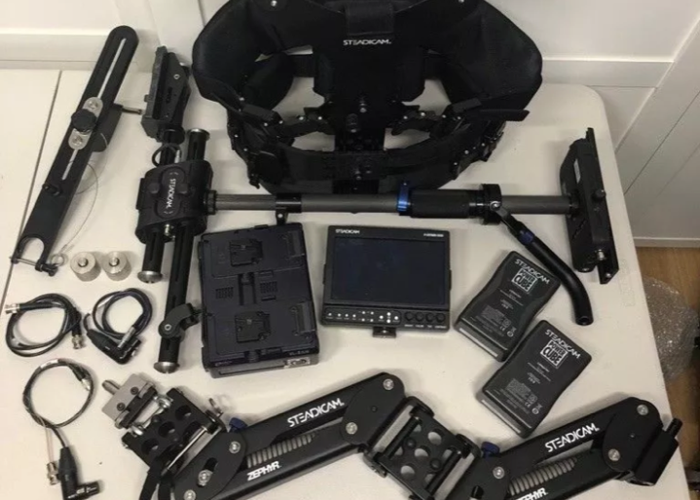 Steadicam Zephyr HD (With operator) - 1