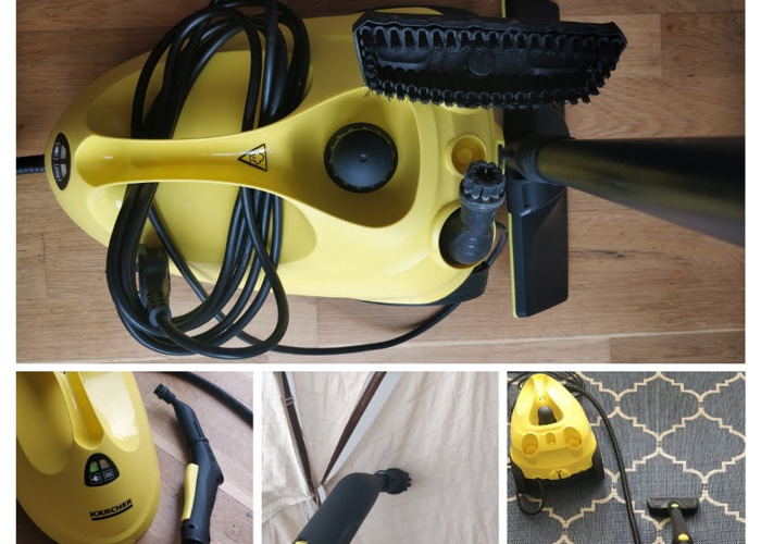 Steam Cleaner, KARCHER SC2 Easyfix - 1