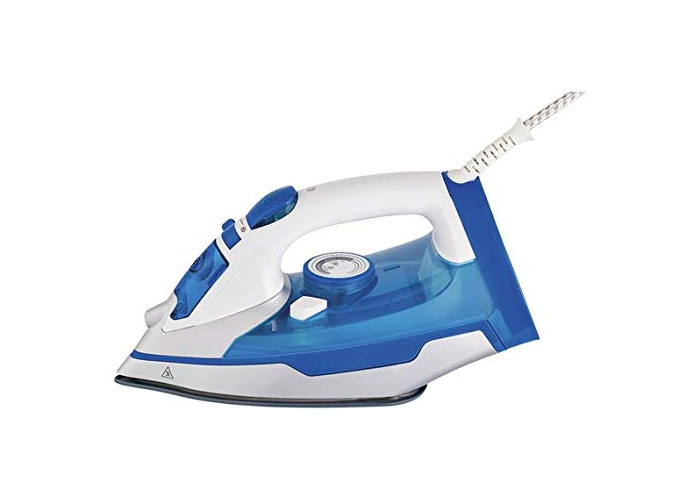 Steamworks. Aluminium Soleplate ES2417 Steam Iron - 1