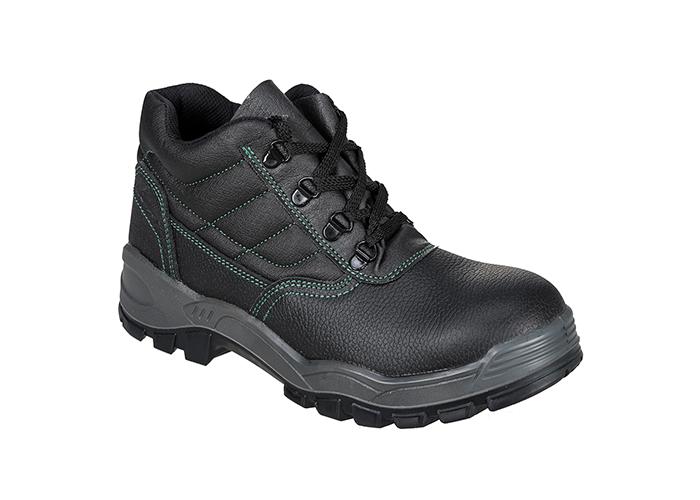Steelite Safety 40/6.5 S1  Black  40  R - 1