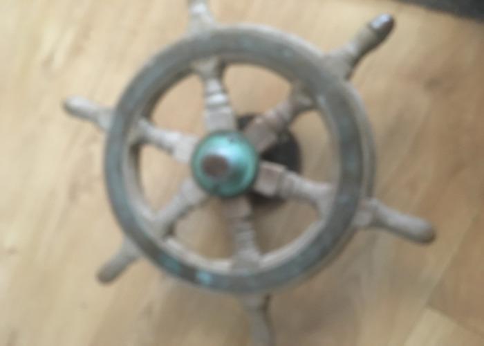 Steering Boat Wheel - 1