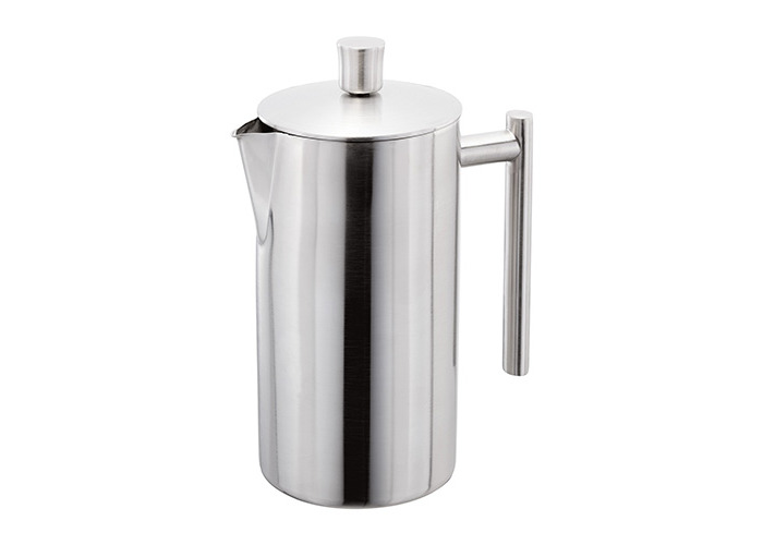 Stellar 8 Cup Matt Double Wall Insulated Cafetiere - 1